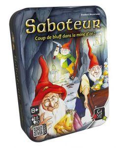 Saboteur - Coup de Bluff dans la Mine d'Or