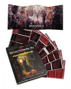 Shadowrun (JdR 5ème Edition) - Ecran du MJ - Fragmentation