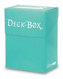 Solid Deck Box - Aqua