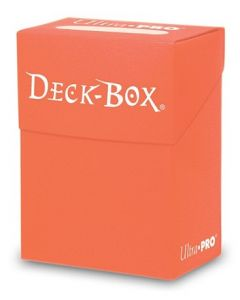 UP - Solid - Deck Box - Peach