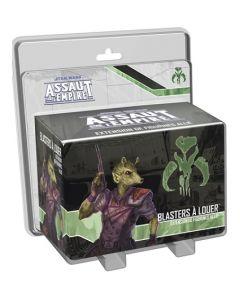 Star Wars (JdF) - Assaut sur l'Empire - Blasters à louer