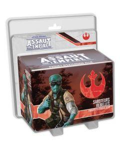 Star Wars (JdF) - Assaut sur l'Empire - Saboteurs Rebelles