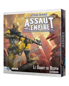 Star Wars (JdF) - Assaut sur l'Empire - Le Gambit de Bespin