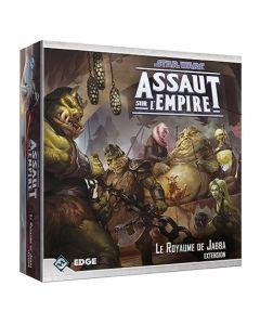 Star Wars (JdF) - Assaut sur l'Empire - Le Royaume de Jabba