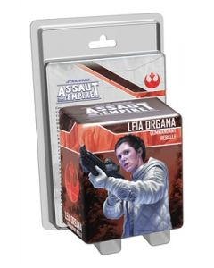 Star Wars (JdF) - Assaut sur l'Empire - Leia Organa