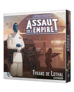 Star Wars (JdF) - Assaut sur l'Empire - Tyrans de Lothal