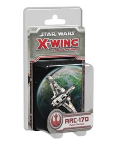 Star Wars (JdF) - X-Wing - ARC-170