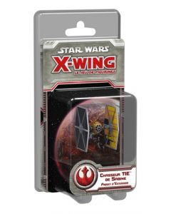 Star Wars (JdF) - X-Wing - Chasseur TIE de Sabine