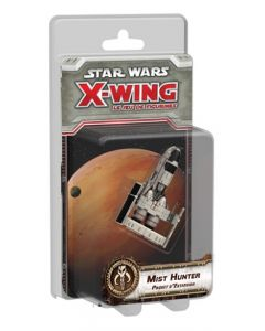 Star Wars (JdF) - X-Wing - Mist Hunter