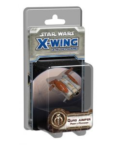 Star Wars (JdF) - X-Wing - Quad Jumper