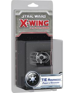 Star Wars (JdF) - X-Wing - Chasseur TIE Advanced