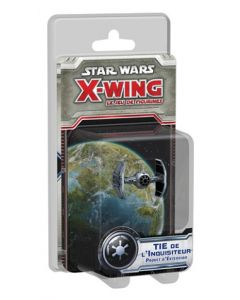 Star Wars (JdF) - X-Wing - TIE de l'Inquisiteur