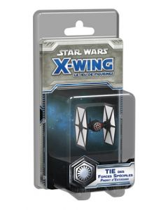 Star Wars (JdF) - X-Wing - TIE des Forces Spéciales