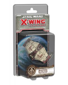 Star Wars (JdF) - X-Wing - Bombardier Scurrg H-6