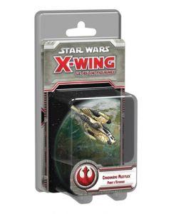 Star Wars (JdF) - X-Wing - Canonnière Auzituck