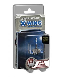 Star Wars (JdF) - X-Wing - T-70