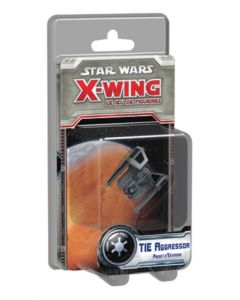 Star Wars (JdF) - X-Wing - TIE Agressor