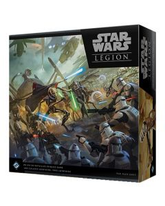 Star Wars (JdF) - Légion - Boîte de Base - Clone Wars