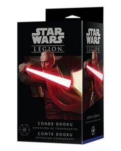 Star Wars (JdF) - Légion - Comte Dooku