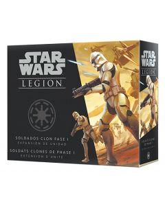 Star Wars (JdF) - Légion - Soldats Clones de Phase I