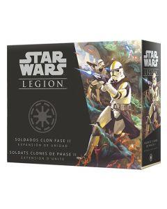 Star Wars (JdF) - Légion - Soldats Clones de Phase II