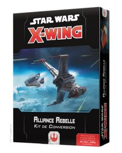 Star Wars (JdF) - X-Wing 2.0 - Alliance Rebelle - Kit de Conversion