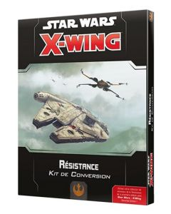Star Wars (JdF) - X-Wing 2.0 - Résistance - Kit de Conversion