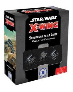 Star Wars (JdF) - X-Wing 2.0 - Serviteurs de la Lutte