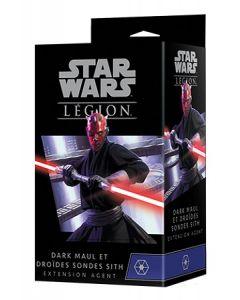 Star Wars (JdF) - Légion - Dark Maul et Droïdes Sondes Sith
