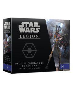 Star Wars (JdF) - Légion - Droïdes Commandos de Série BX