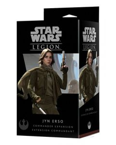 Star Wars (JdF) - Légion - Jyn Erso