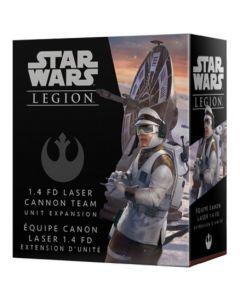 Star Wars (JdF) - Légion - Equipe Canon Laser 1.4 FD