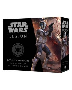 Star Wars (JdF) - Légion - Scout Troopers