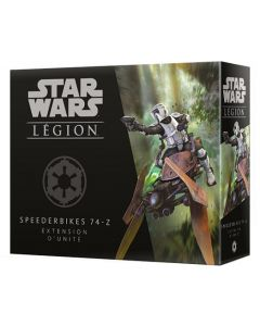 Star Wars (JdF) - Légion - Speederbikes 74-Z
