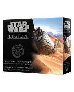 Star Wars (JdF) - Légion - Capsule de Sauvetage Ecrasée