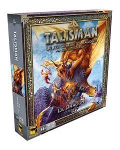 Talisman - Extension - Le Dragon