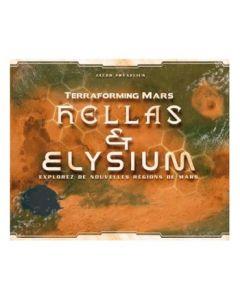 Terraforming Mars - Extension Hellas & Elysium