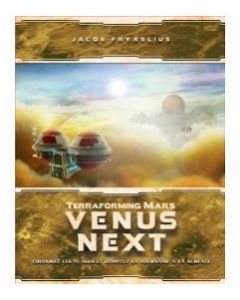 Terraforming Mars - Extension Venus Next