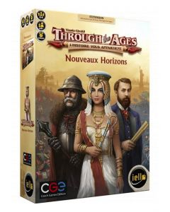 Through the Ages - Extension Nouveaux Horizons