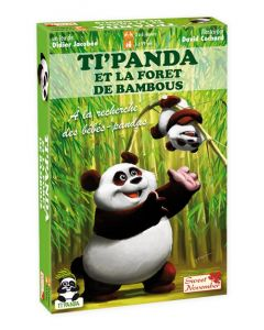 Ti'Panda et la Forêt de Bambous