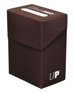 UP - Solid - Deck Box - Brown