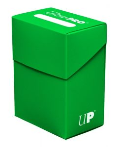 UP - Solid - Deck Box - Lime Green