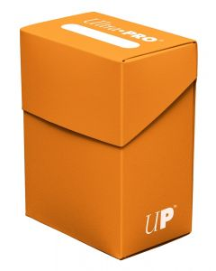 UP - Solid - Deck Box - Orange