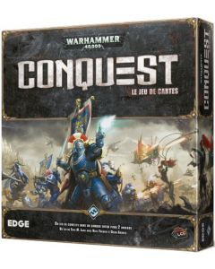 Warhammer 40,000 (JCE) - Conquest - Boîte de Base