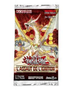 Yu-Gi-Oh - L'Assaut de l'Ignition - Pack(s)