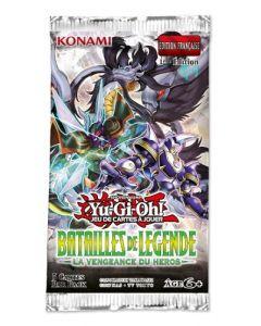 Yu-Gi-Oh - Batailles de Légende - La Vengeance du Héros - Pack(s)