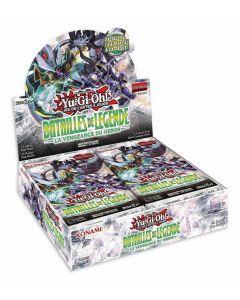 Yu-Gi-Oh - Batailles de Légende - La Vengeance du Héros - Boite de 24 Packs
