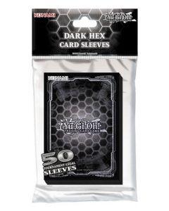 Yu-Gi-Oh - Dark Hex - Card Sleeves (50)