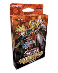 Yu-Gi-Oh - Deck de Démarrage - Le Briseur de Code