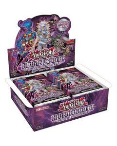 Yu-Gi-Oh - Duellistes Légendaires - Destinée Immortelle - Boite de 36 Packs